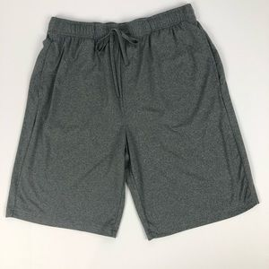 32 Degrees Men's Athletic Shorts Size Large Gray